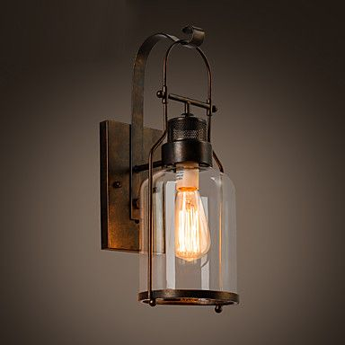 Best 25+ Industrial wall sconces ideas on Pinterest | Industrial ...
