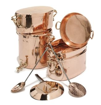 Copper Cooking Utensils at http://www.shilimukh.com/product-category/metal-ware/