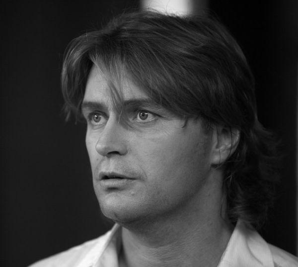 Klaus Florian Vogt, tenor and reigning Lohengrin.
