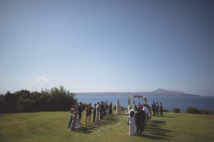 Sea view wedding in Chania | Crete for Love