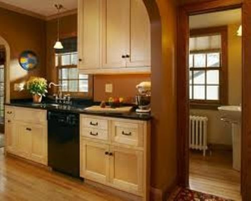 maple cabinets 5 best rated kitchen paint colors with maple cabinets