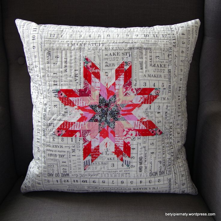 pillow-star-block-agf-maker-aurifil-handmade-betyipiernaty