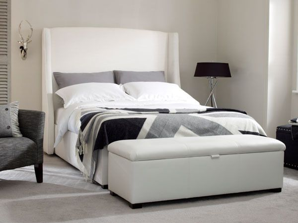 Rowe Emperor Bed | The English Bed Company