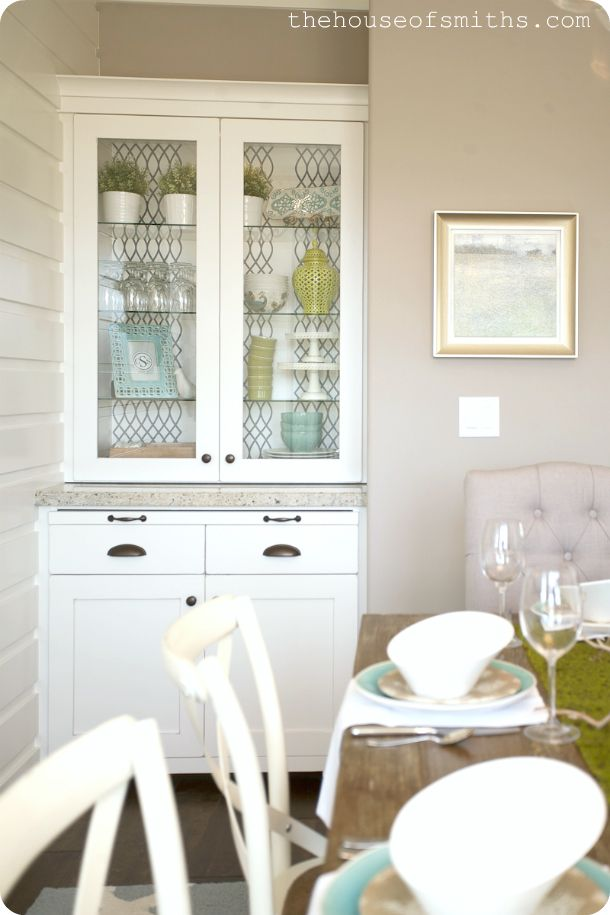 DIY Blogger House In Utah Hutch Designed By Of Smiths With Vinyl Decals