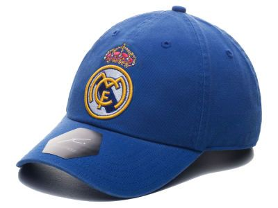 88f4a7fa049 Real Madrid Fan Ink Club Team Fi Dad Hat