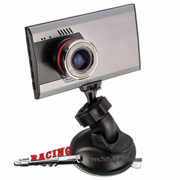"""29,67€ - ENVÍO SIEMPRE GRATUITO - Cámara/Grabadora de Seguridad Ultra-Fina de Visión Nocturna DVR 1080P HD 3.0"""" LCD - TUTIENDARACING"""
