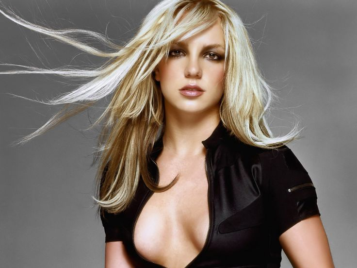 Hollywood Actress Britney Spears