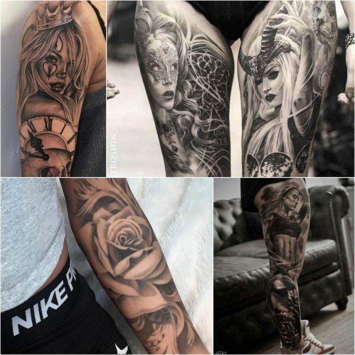 Incredibly Realistic Tattoos Ideas 3d Tattoo Designs Realistic
