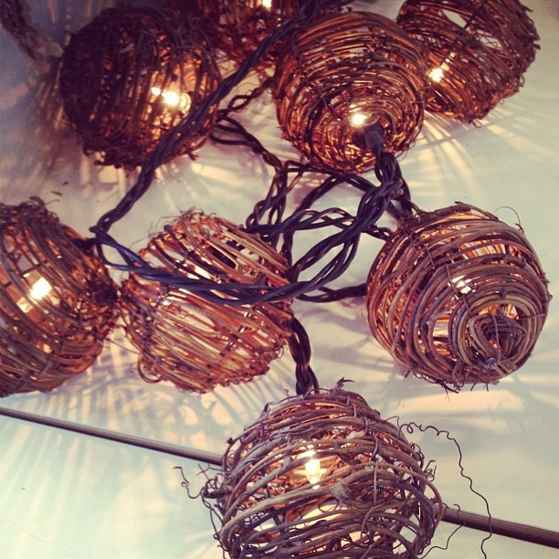 String Lights In Office: 17 Best Images About String Light On Pinterest