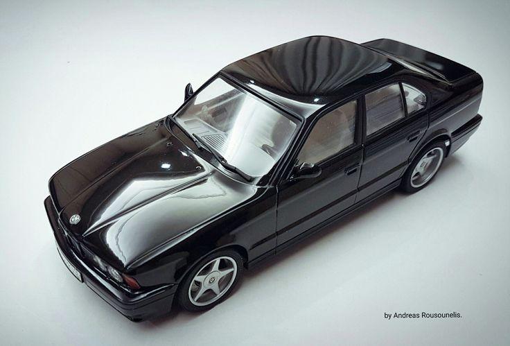BMW M5 1/24 Fujimi