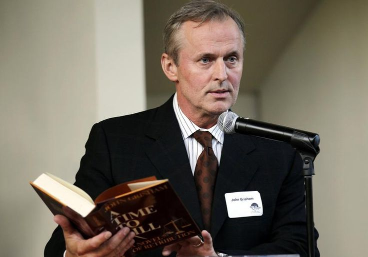 """John Grisham: $18 million """"The Racketeer,"""" Grisham's 18th novel and one of his many popular legal thrillers, was the second-best-selling hardcover novel of 2012. His next, """"Sycamore Row,"""" is set to be published in October 2013. (AP Photo/Jose Luis Magana)  Source: Forbes The Top-Earning Authors Of 2013"""