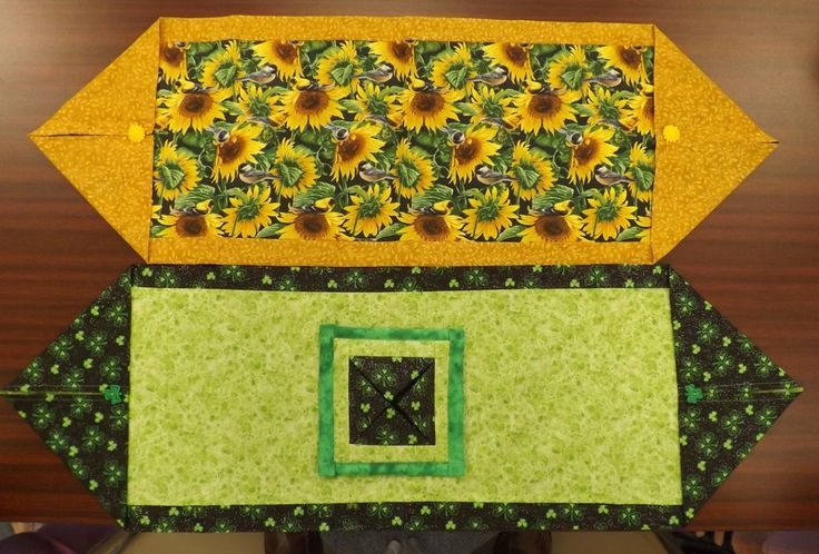 Nancy p 39 s 10 minute table runners talei 39 s sewing class for 10 minute table runner written instructions