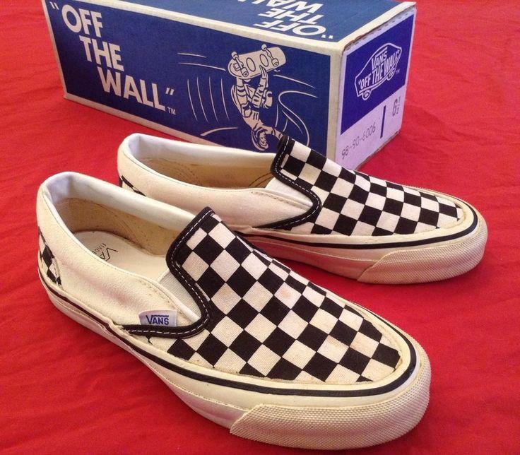 Buy 1980s vans shoes - 57% OFF!