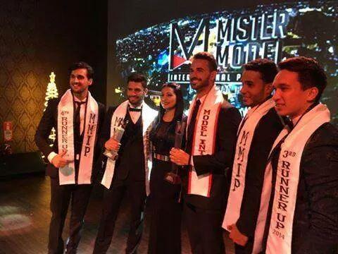 Mister Model International 2014 - Victor Zanetta - Fernando de Noranha