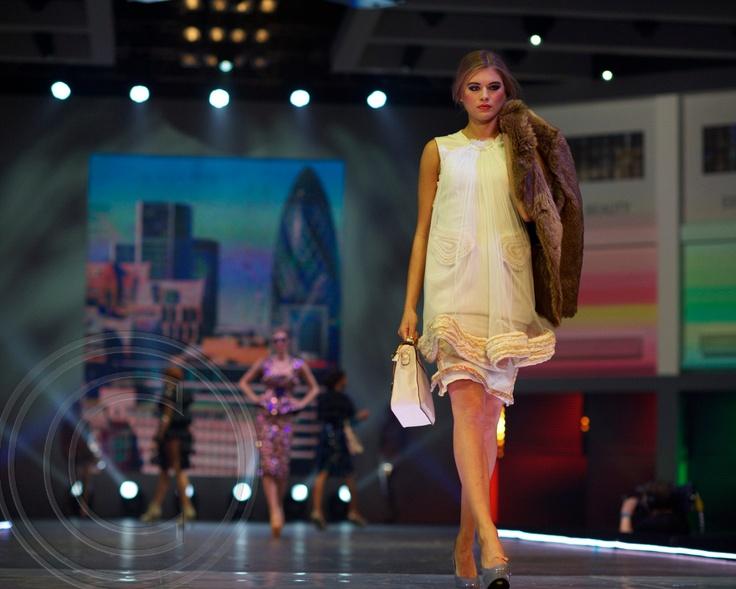 SUZUKI FASHION THEATRE at Clothes Show Live 2012