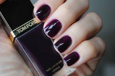 tom ford nail polish. nails