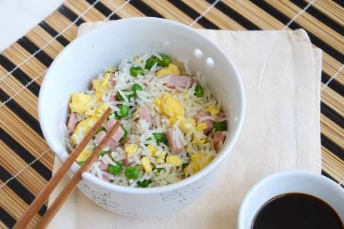 Bimby ricette Riso alla cantonese Bimby