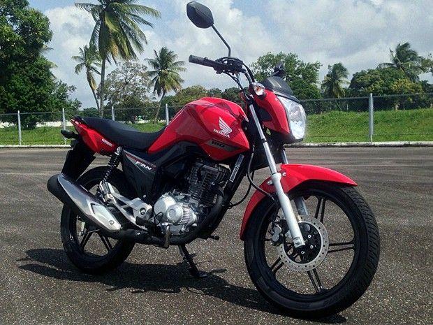 motos cg 150 | G1 - Nova Honda CG 160 2016 é lançada com preço a partir de R$ 7 ...