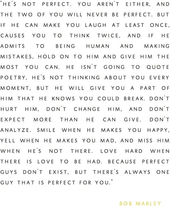 dating advice from Bob Marley inspiring inspiring