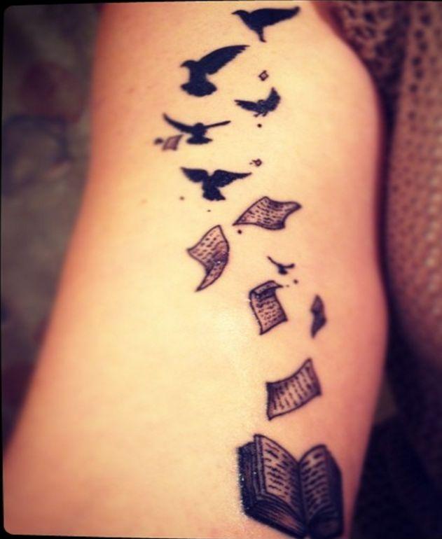... Book Tattoo on Pinterest | Book tattoo, Book drawing and Tea tattoo Tattoos Of Books