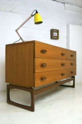 G Plan Chest Of Drawers