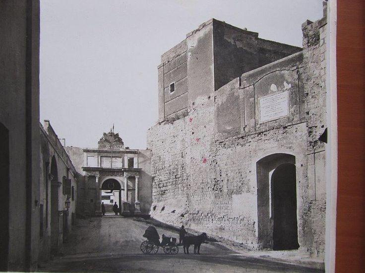 Cagliari città fortificata, le ex Carceri di San Pancrazio