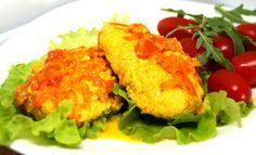 Диетические рыбные котлеты под кокосовым соусом! - правильный обед (диетические панини/бурито/тортильи) - Полезные рецепты - Правильное питание или как правильно похудеть
