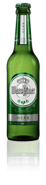 Warsteiner Herb - Doppelt gehopft, verleiht der Hallertauer Aromahopfen diesem Pilsener seine natürlich-herbe Note. Alkoholfrei & isotonisch, ist dieses Pilsener der ideale Durstlöscher auch für Sport und Freizeit.