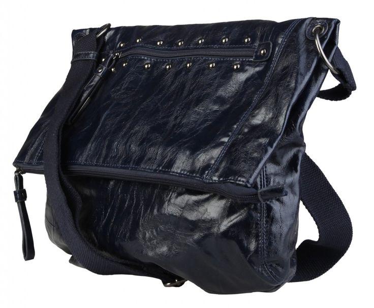 Dámská kabelka / crossbody Segue, větší rozměry - tmavě modrá | obujsi.cz - dámská, pánská, dětská obuv a boty online, kabelky, módní doplňky