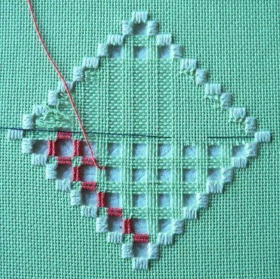 Técnicas y patrones Hardanger Más