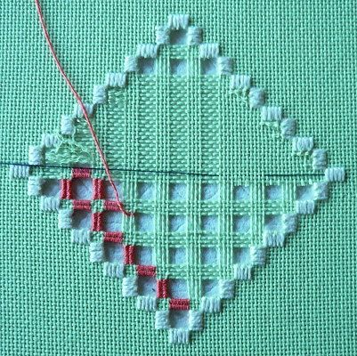 HARDANGER EMBROIDERY PATTERNS - Page 3
