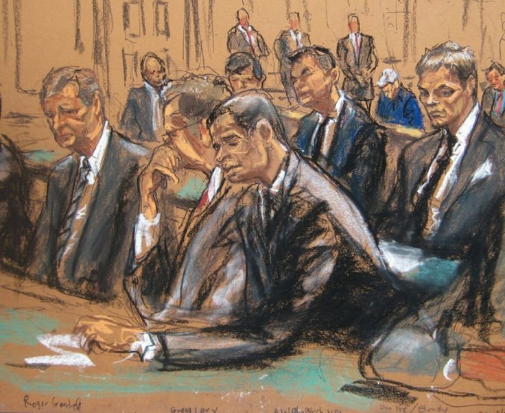 Tom Brady courtroom sketch memes light the Internet on fire - The Washington Post
