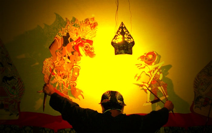WAYANG KULIT (LEATHER PUPPET) SHOW.  This performance art has been more than five centuries of age. Presenting the story of Ramayana and Mahabharata, this overnight performance serves the proper space to spend the night, reflect and understand Javanese life philosophy.