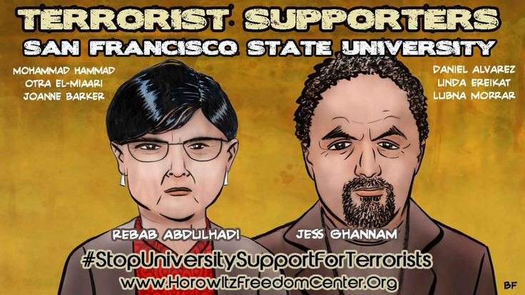 San Francisco State University: Allied with Hamas | Frontpage Mag