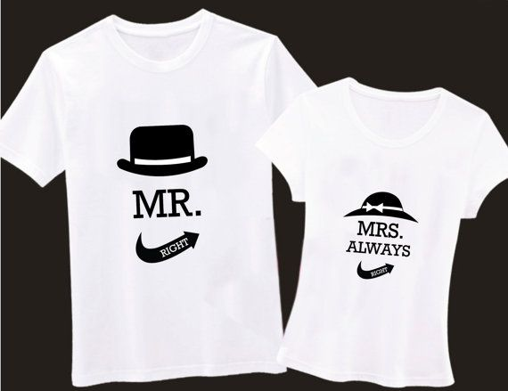 26 best images about couples shirts on pinterest disney for Best couple t shirt design