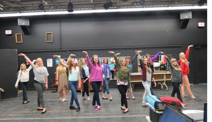 Grease is Still the Word at KLO Middle School!