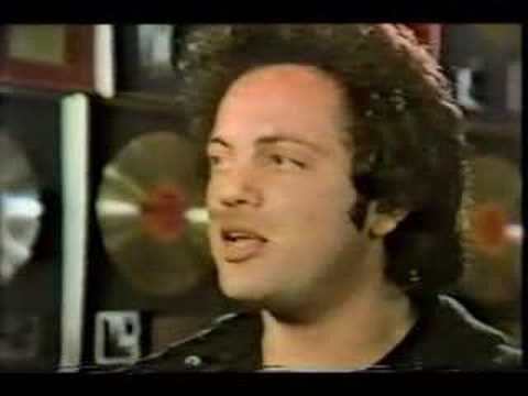 Billy Joel 1980 Interview 1 of 2 - YouTube