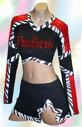 love  this  competitive  cheer  uniform