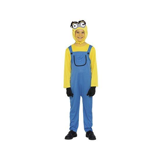 Mini kostuum geel jongen. Carnavalskleding 2016 #carnaval