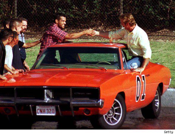 Cars Dukes Hazzard