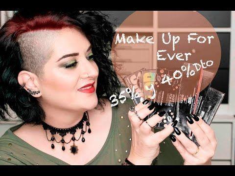 MUFE sugerencias para regalar al 35%dto//Aranzazu G Make Up - YouTube