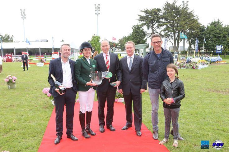Epreuve n°13   Jumping International La Baule  CSIO 5* - Prix Groupe Lucien Barrière - Diane Barrière Desseigne