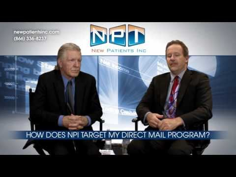 Dental Marketing #68 - How does NPI target my direct mail program?