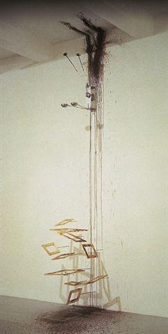 Rebecca Horn | Painting Machine, 1988
