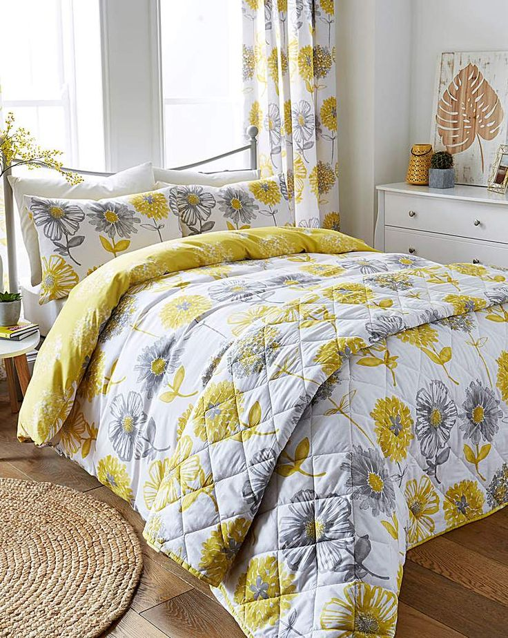 best 25 yellow duvet ideas on pinterest yellow spare. Black Bedroom Furniture Sets. Home Design Ideas