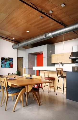 66 Best Images About Exposed Ductwork On Pinterest Exposed Ceilings Exposed Beams And Industrial