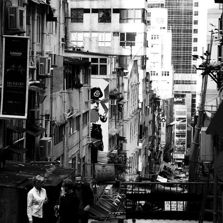 """Soho Streets"" shot in Hon Kong by Beren Davis"