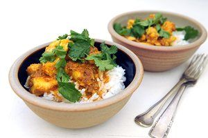 Nadiya Hussain's cod and clementine recipe | A taste of home | Life and style | The Guardian