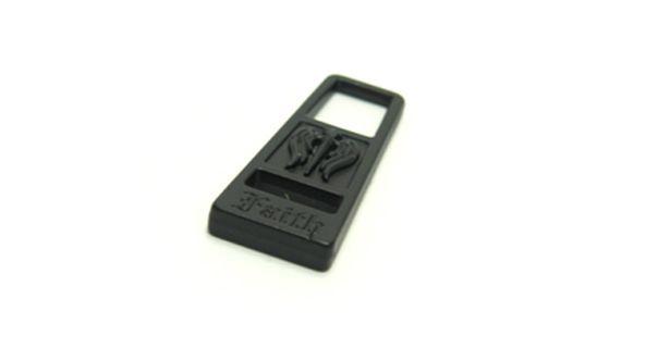 metal zipper puller