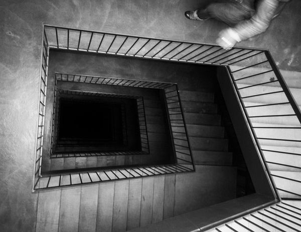 URBAN LONELINESS by Mat Piranda, via Behance